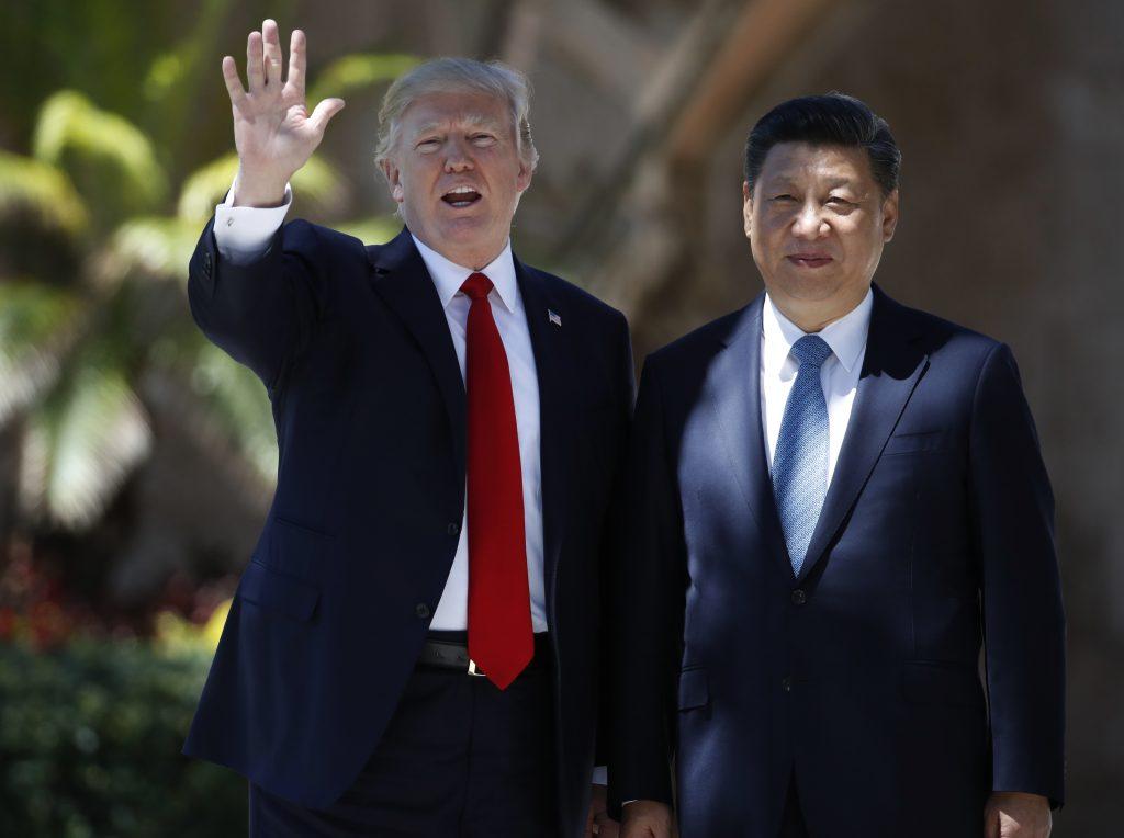 Trump, Xi, China, Russia, NATO, Syria