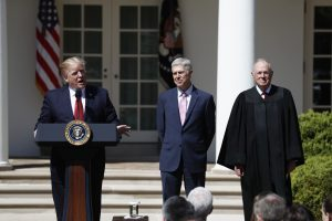 Gorsuch, Supreme Court, Trump, justice, sworn in