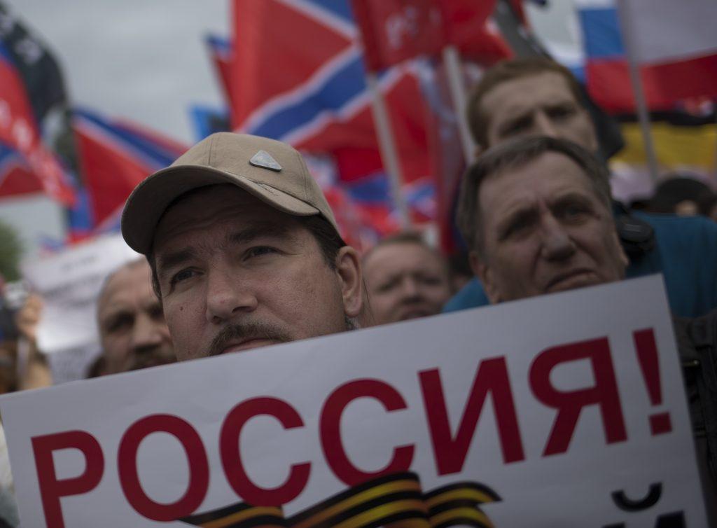 Putin, Ukraine, Rebel, Zones