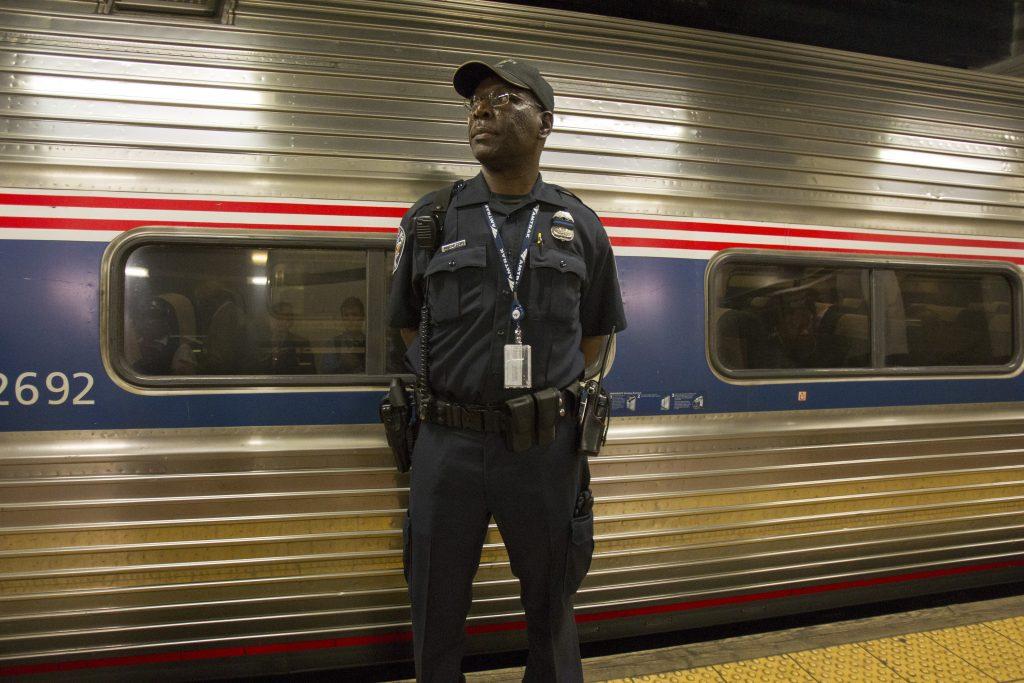 Amtrak, Train Penn Station