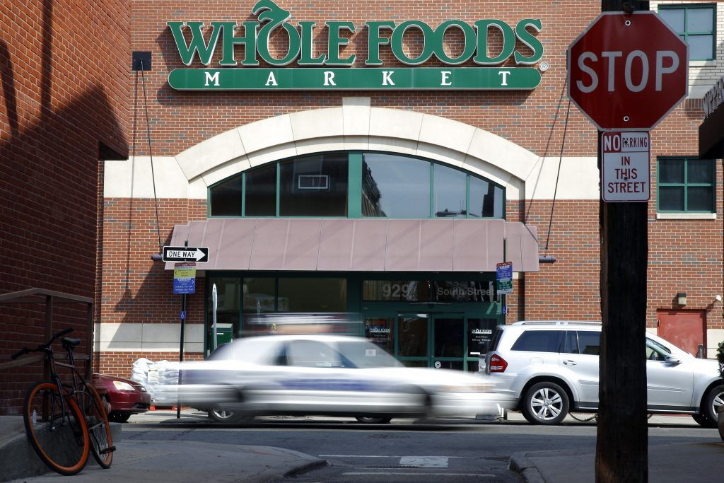 Whole Foods, Albertsons