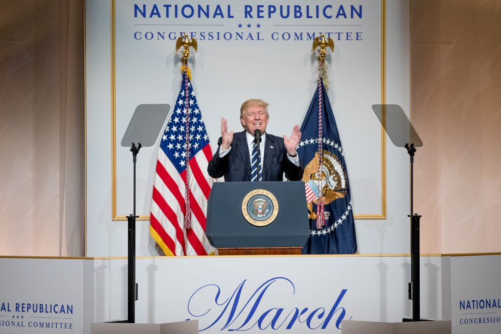 House GOP, Raises, President Trump