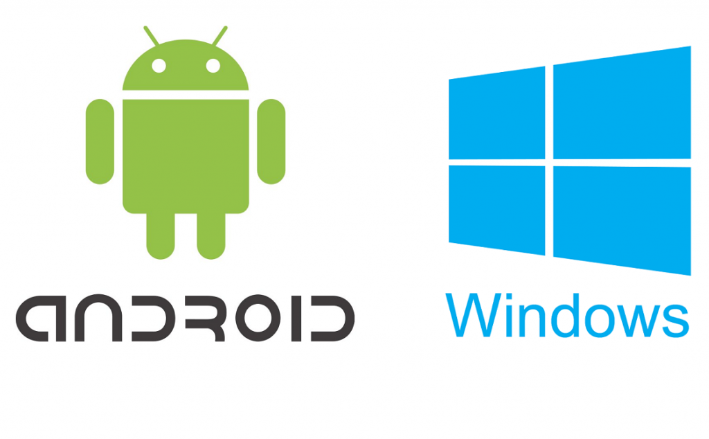 Android, Windows, Most Popular OS