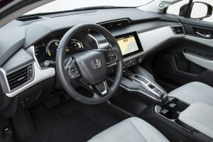 Honda, Clarity, fuel cell