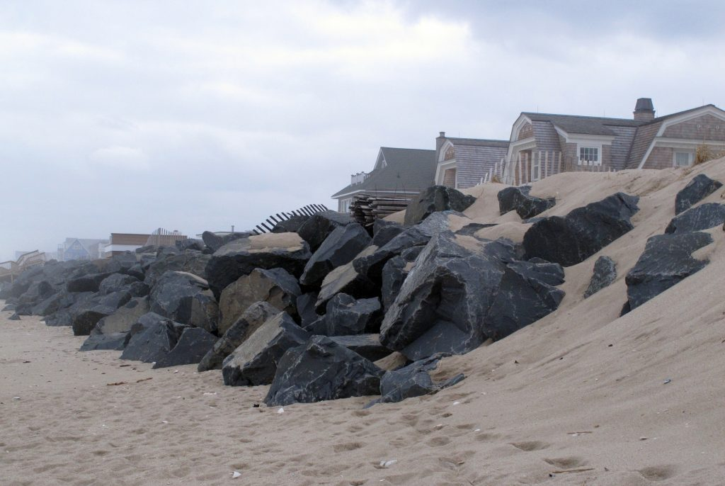 Judge, New Jersey, Dune Wars, Case