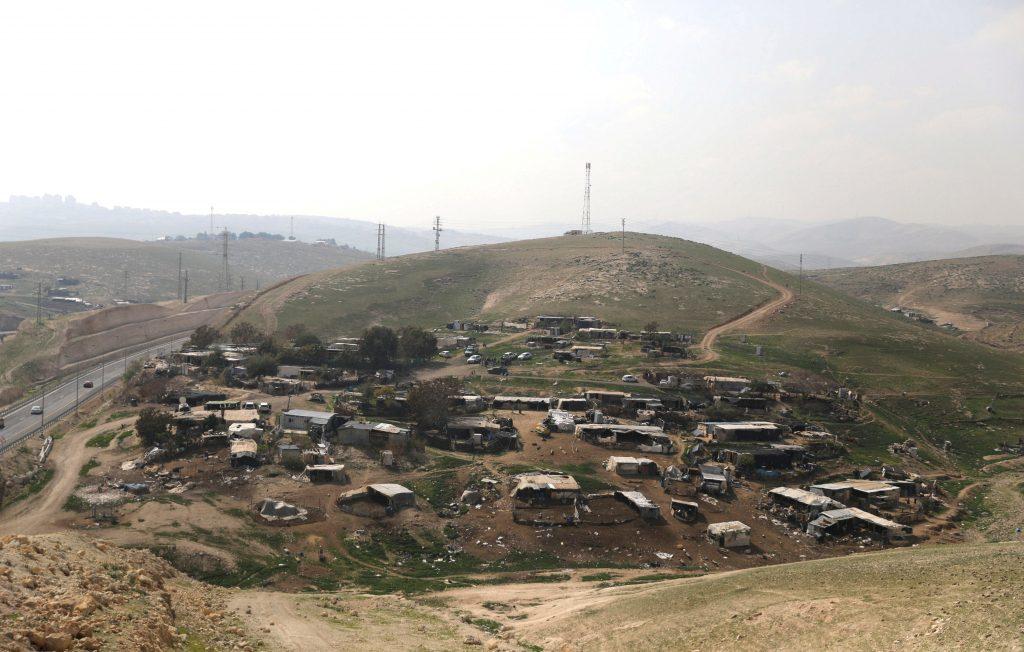 Yehudah and Shomron, Israeli, settlement, demolition, EU