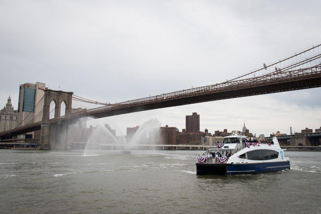 NYC, Ferry Service