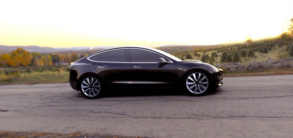 Tesla, Ford Market, Musk, Model 3