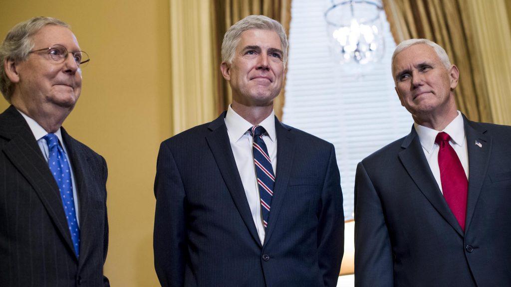 Washington Insiders, Trump, Supreme Court