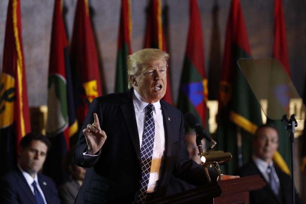 Trump, Holocaust, Anti-Semitism