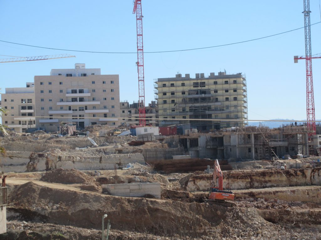 peace, construction, Yehudah and Shomron, West Bank