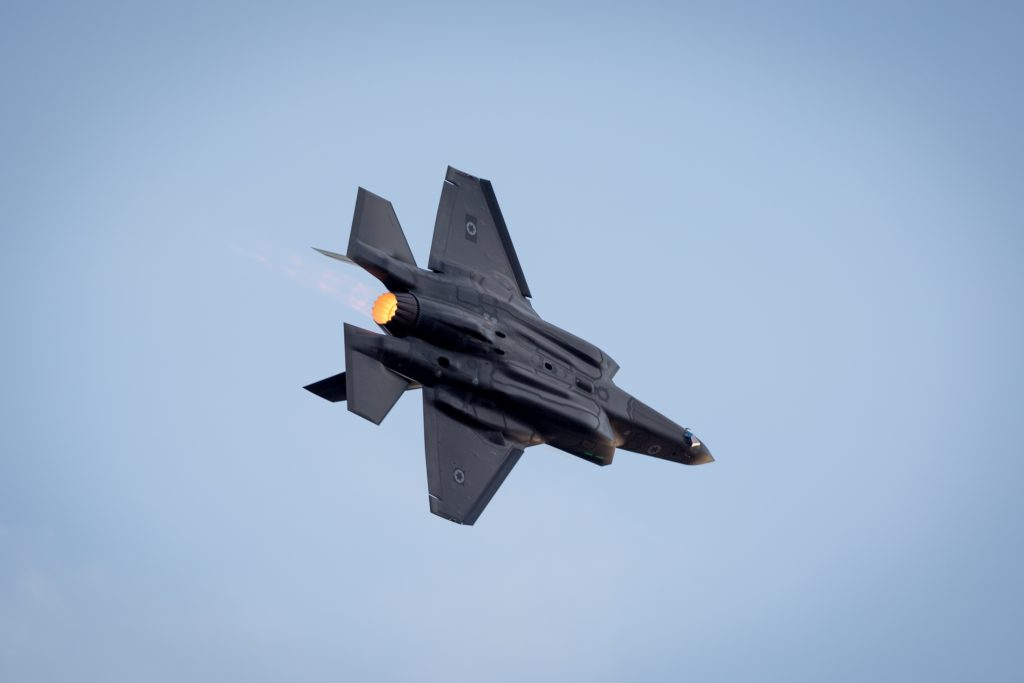 F-35, F-15, air force, Israel, U.S., American
