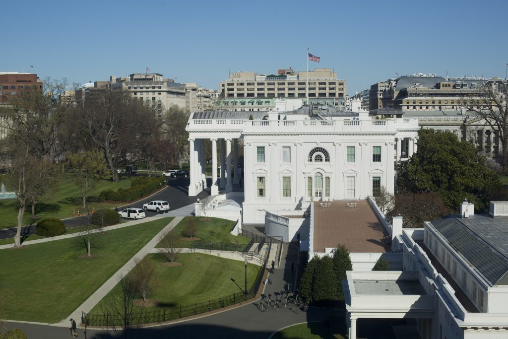 White House, Curator, Retire