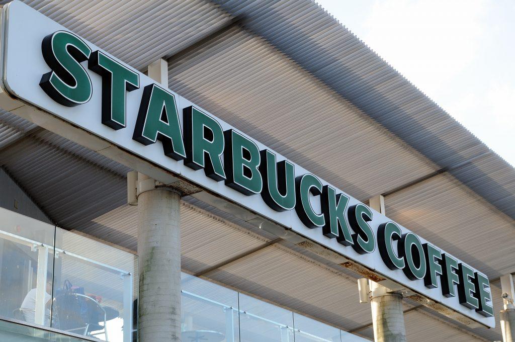 Starbucks, coffe ice cubes