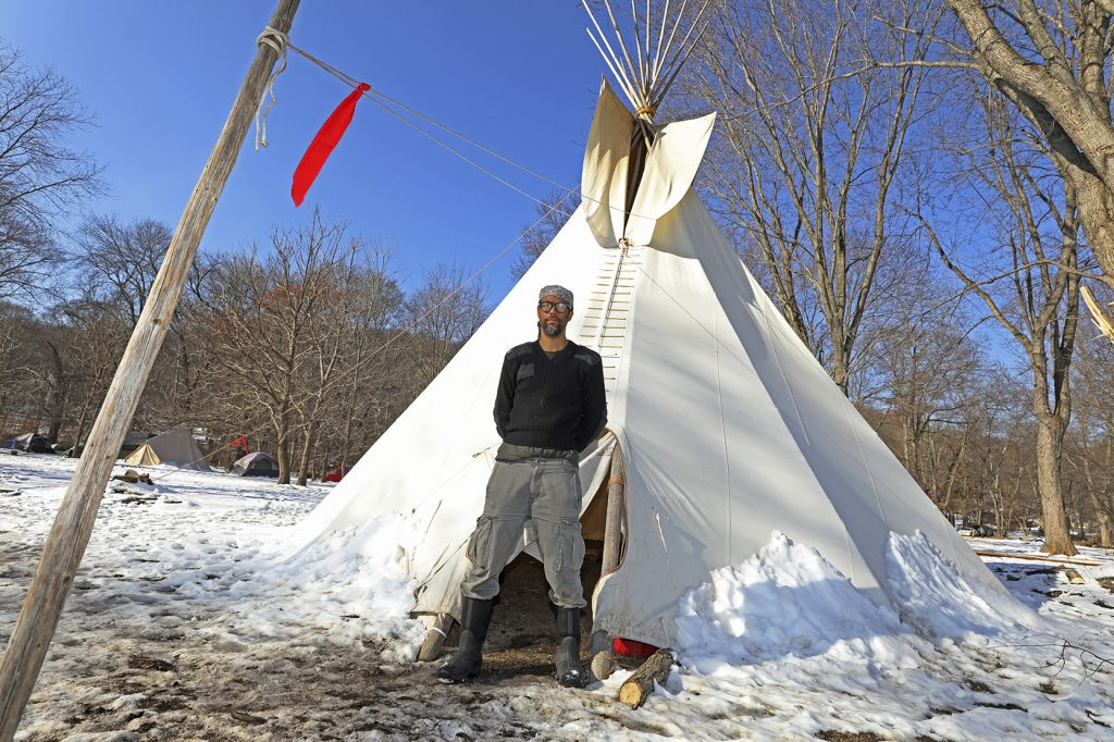 New Jersey, Town, Judge, Tribe, Teepees