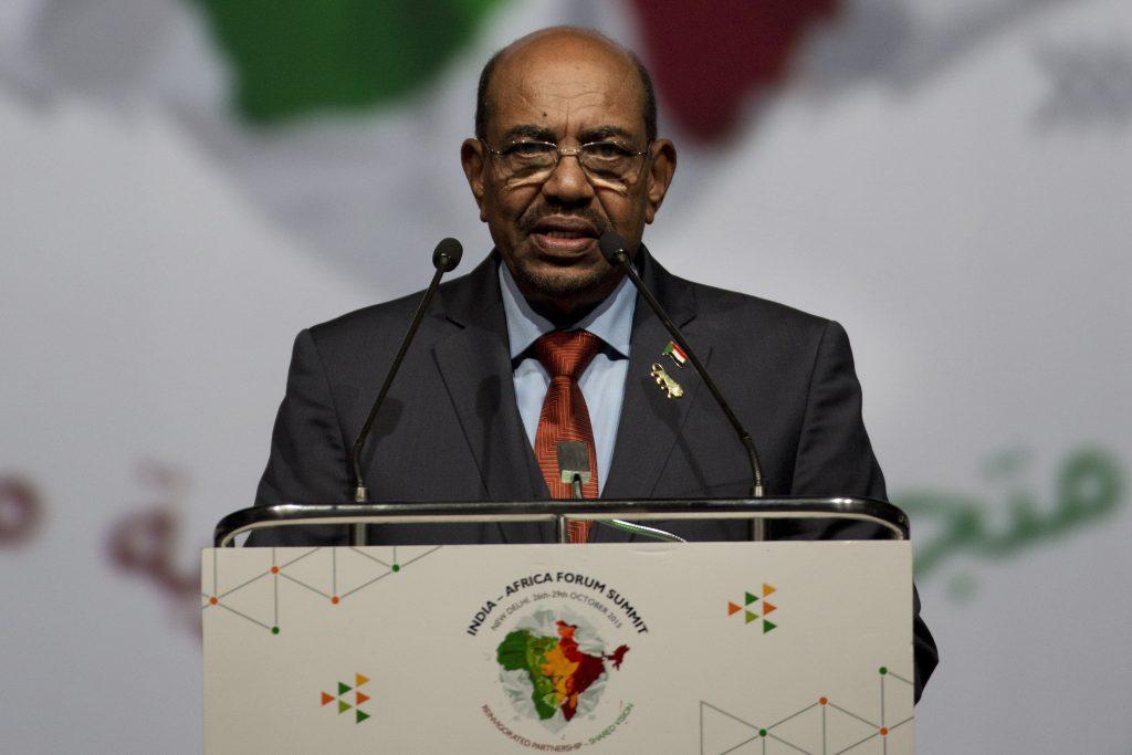 Omar al-Bashir, Sudan, Trump, Saudi Arabia
