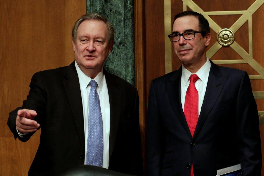 Treasury Chief, 3 Percent, Economic Growth