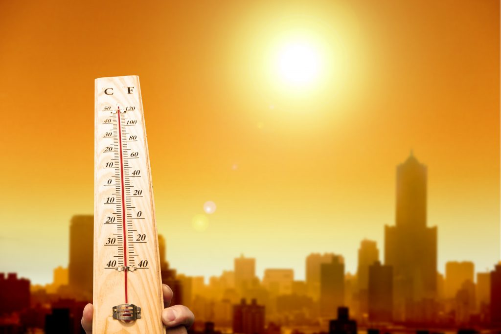 U.S. Forecasters, Hotter Than Normal, Summer