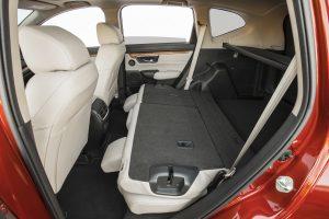 Honda CR-V, auto