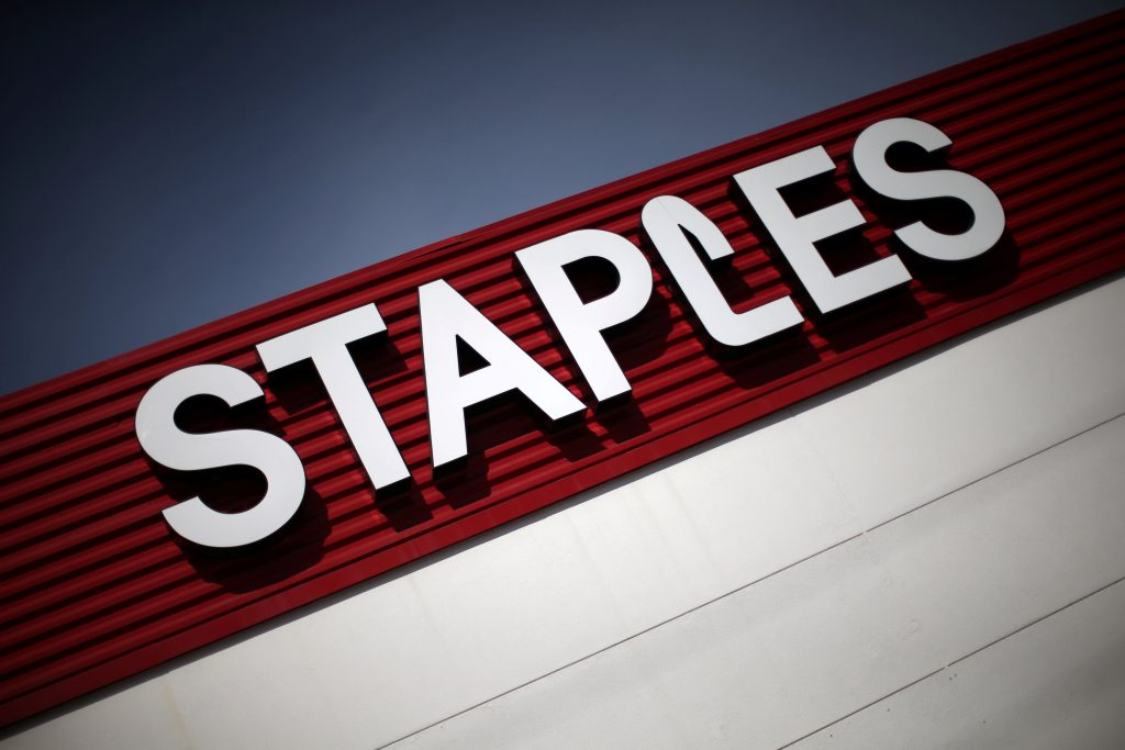 Staples, Marketing, Retail-Industry
