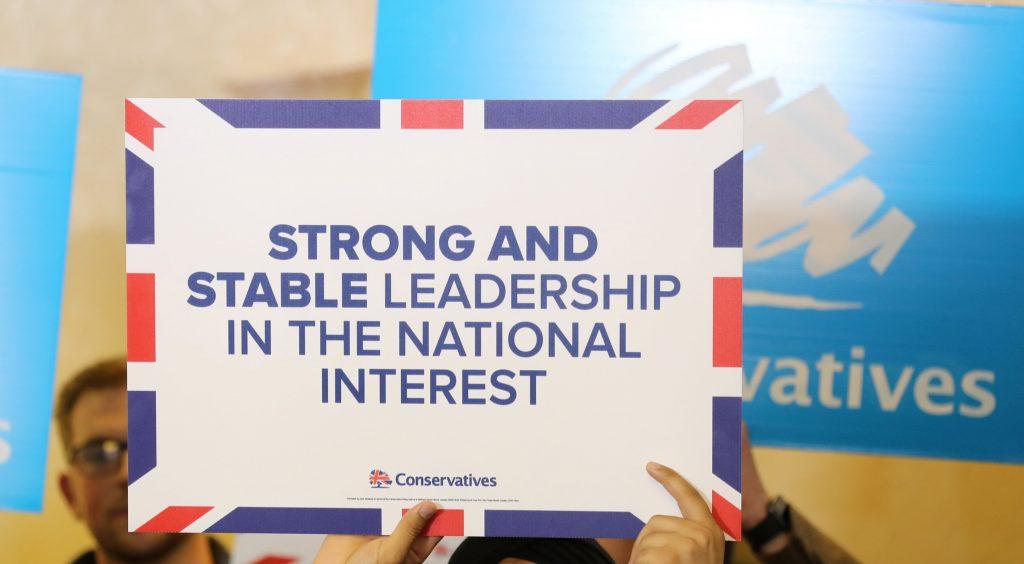 May, Tories, U.K., vote