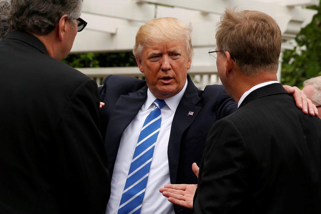 Trump, Wall Street Banks, Gas Tax