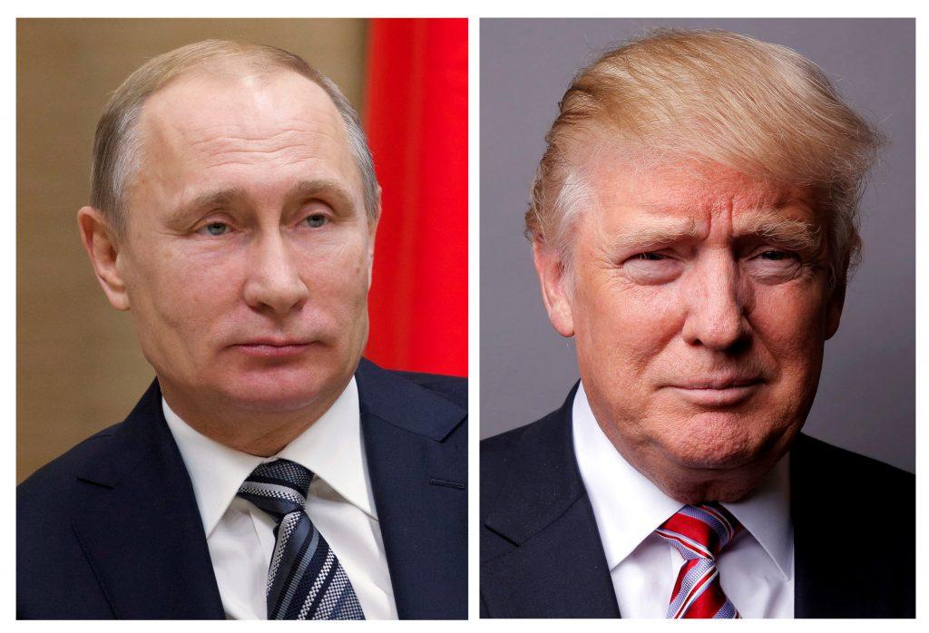 Trump, Putin, Cooperate, Syria