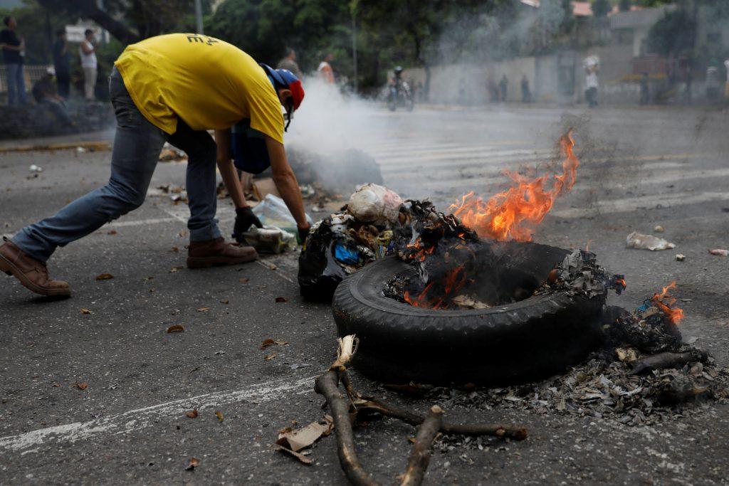 Venezuelan, Opposition, Streets, Protest, Maduro, Power Shakeup