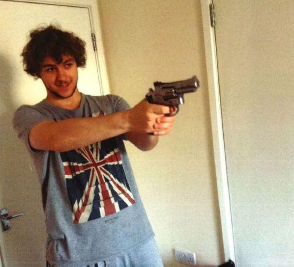 Damon Smith, London, bomb