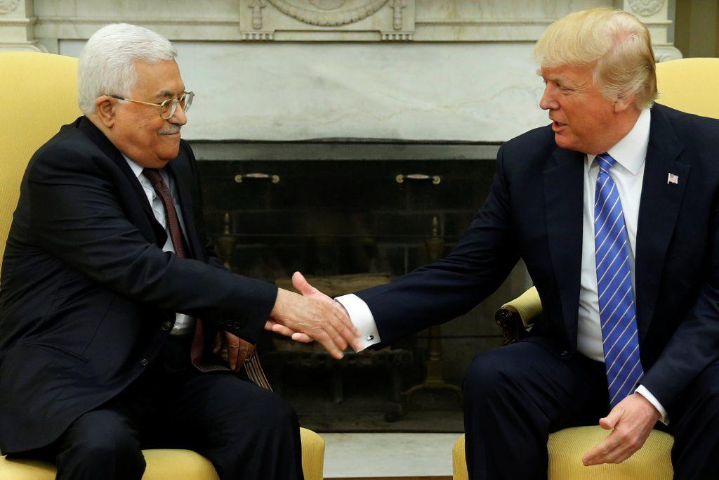 Trump, Broker, Israeli-Palestinian, Peace, Policies