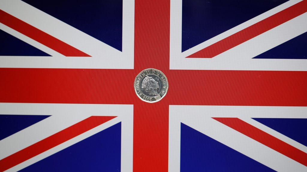 Faulty, U.K., One-Pound Coins, EBay