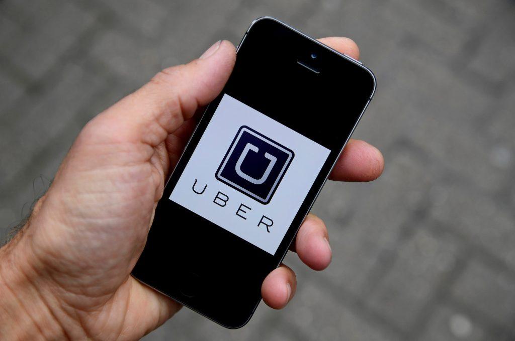 Uber, fare