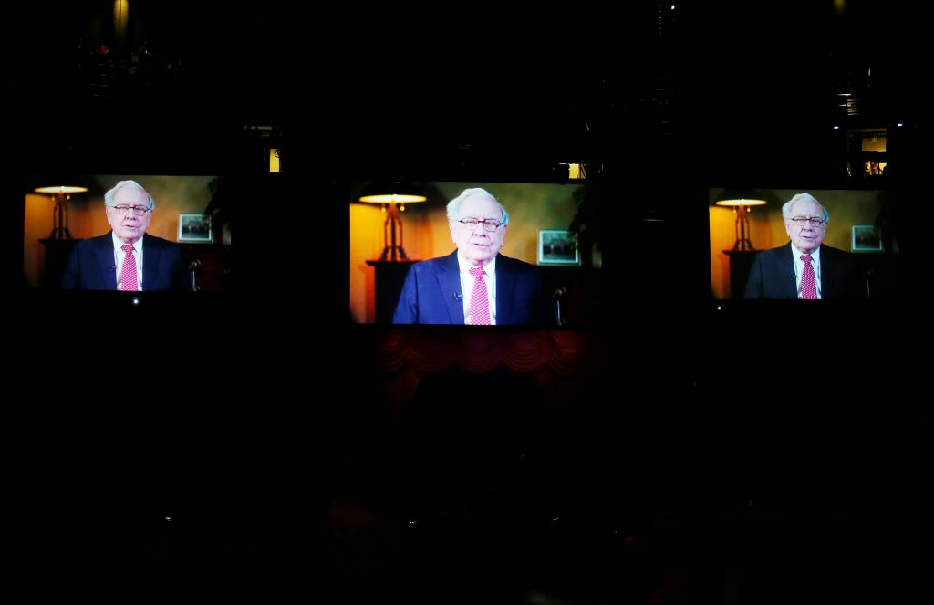 Thousands, Arena, Warren Buffett