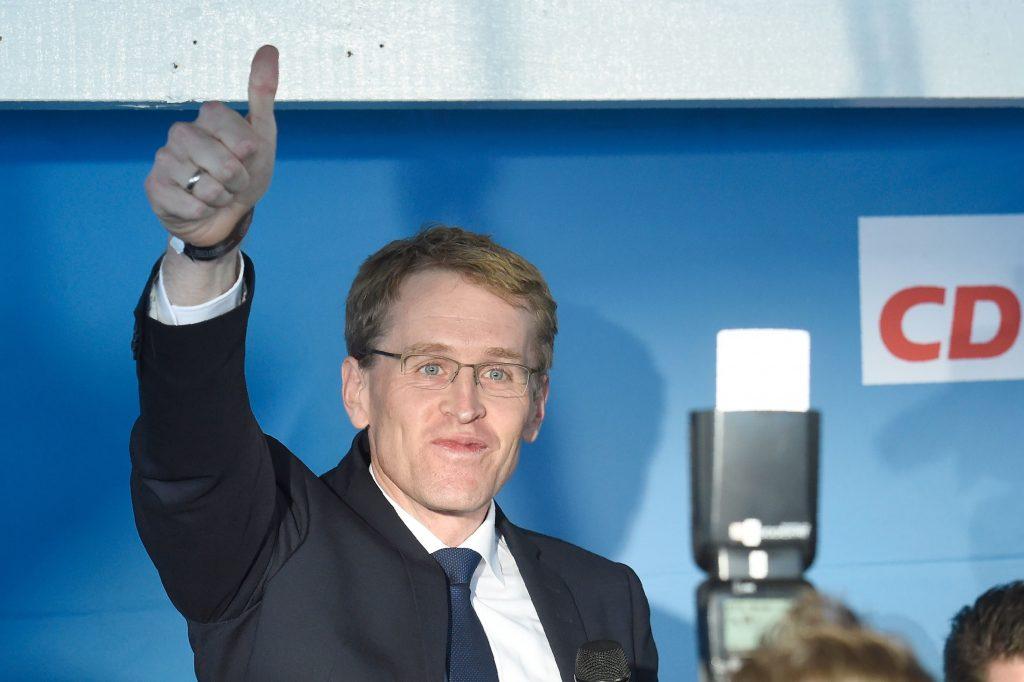 Merkel, Conservative Party, German, Local Vote