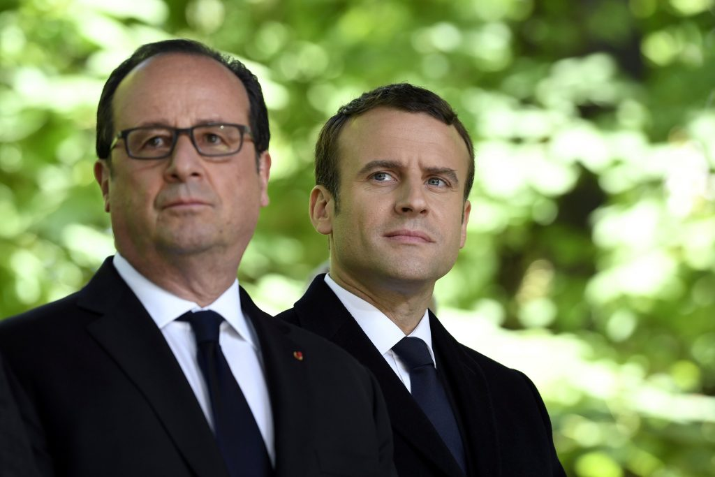 French Government, Resigns, Post-Election, Formality