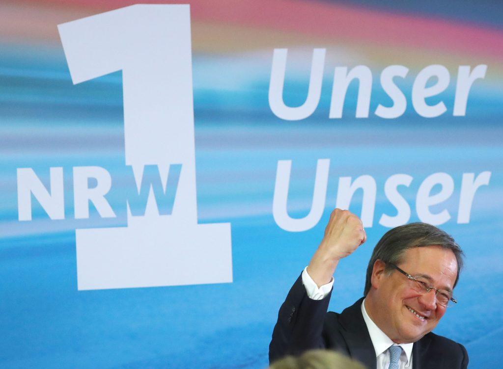 Merkel, Party, Wins, Vote, German
