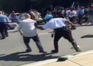 Turkey, Turkish, protest, Washington, DC