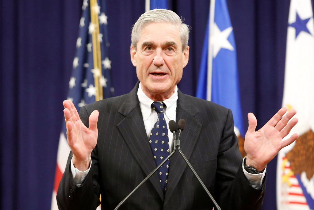 Criminal Law Expert, Joins, Mueller's Team, Russia Probe