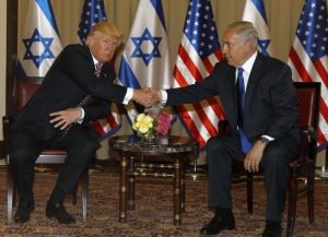 Trump Netanyahu Israel