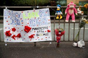 Manchester arrest