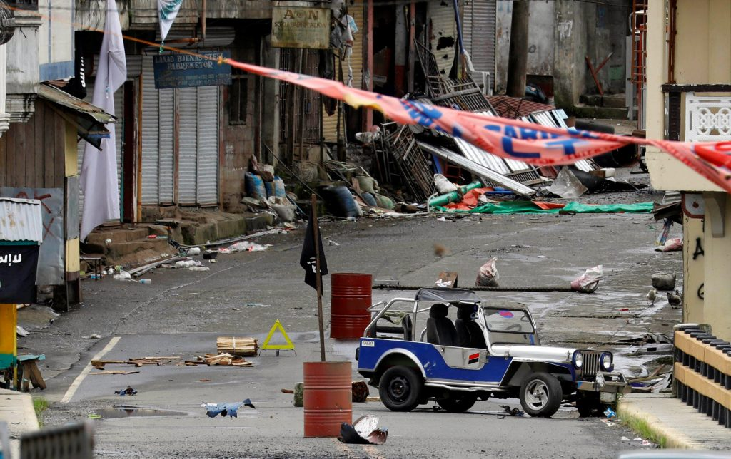 Fears Grow, Increasing, IS Foothold, Southern Philippines