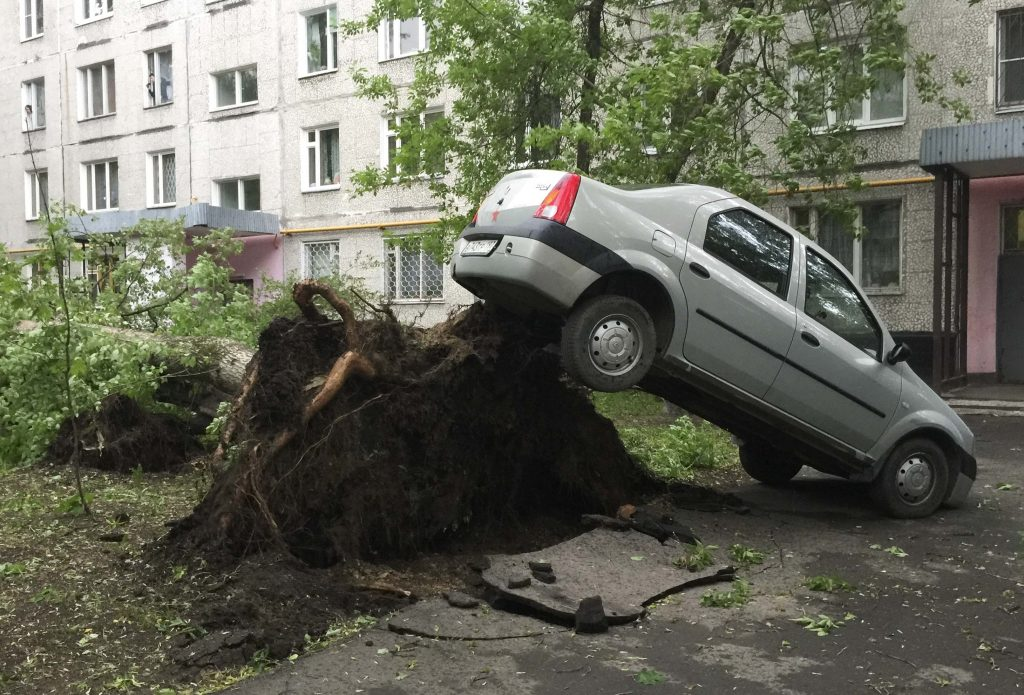 11, Killed, Moscow, Storm