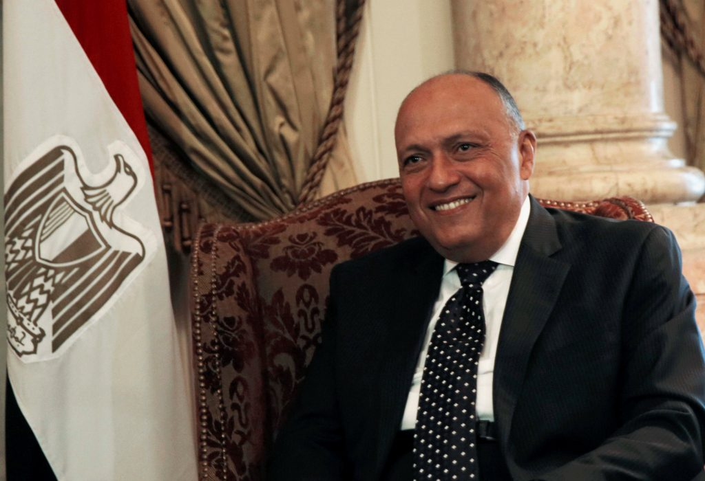 Egypt, Foreign Minister, Libyan Militant Camps, Direct Threat