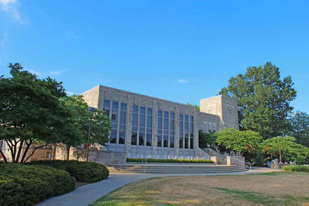 Butler University, Trump