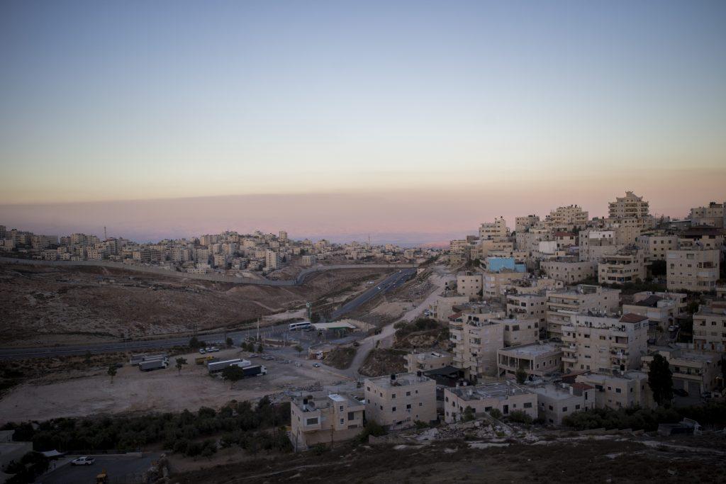 east jerusalem, eastern Yerushalayim