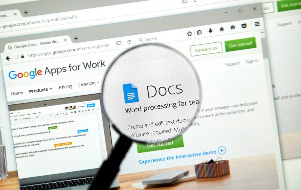 Google, Docs, Google Docs
