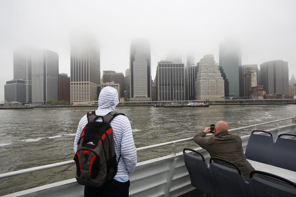 NYC, Ferry, New York