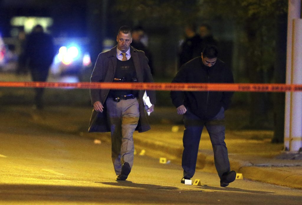 Chicago, Police, Cops, Shot, Shooting