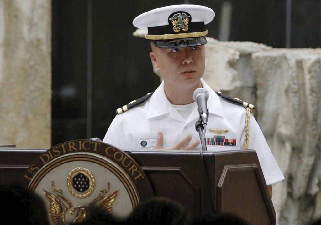 Navy, Spy, Edward Lin, Taiwan, China