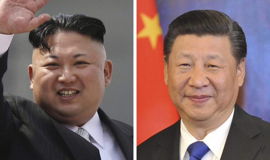 Kim Jong Un, Xi Jingping, China, North Korea, nuclear, U.S.